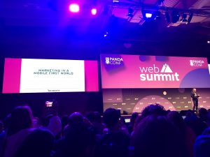 Ian Wilson Heineken big data Web Summit 2018